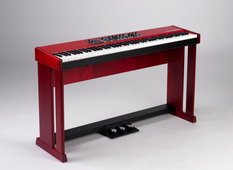 Стойка Clavia Nord Wood Keyboard Stand: фото