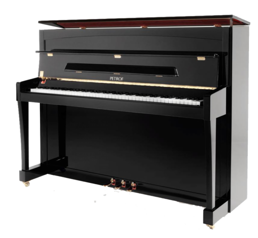 Пианино Petrof P 118P1 (0801): фото